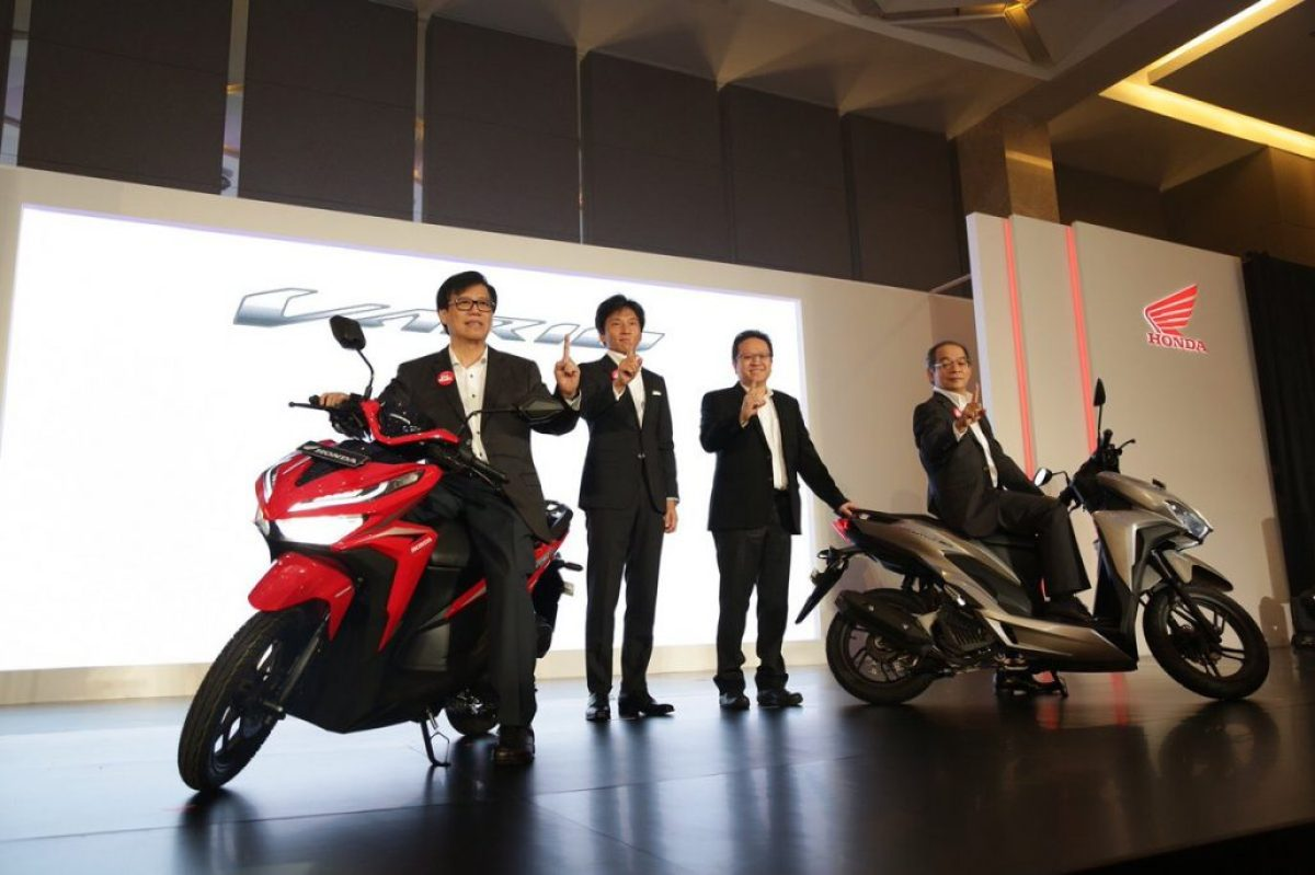 Inilah All New Honda Vario 150 dan All New Honda Vario 125 Terbaru