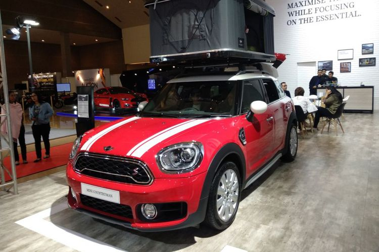 booth MINI di IIMS 2018
