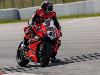 Hasil Tes WSBK Barcelona Scott Redding