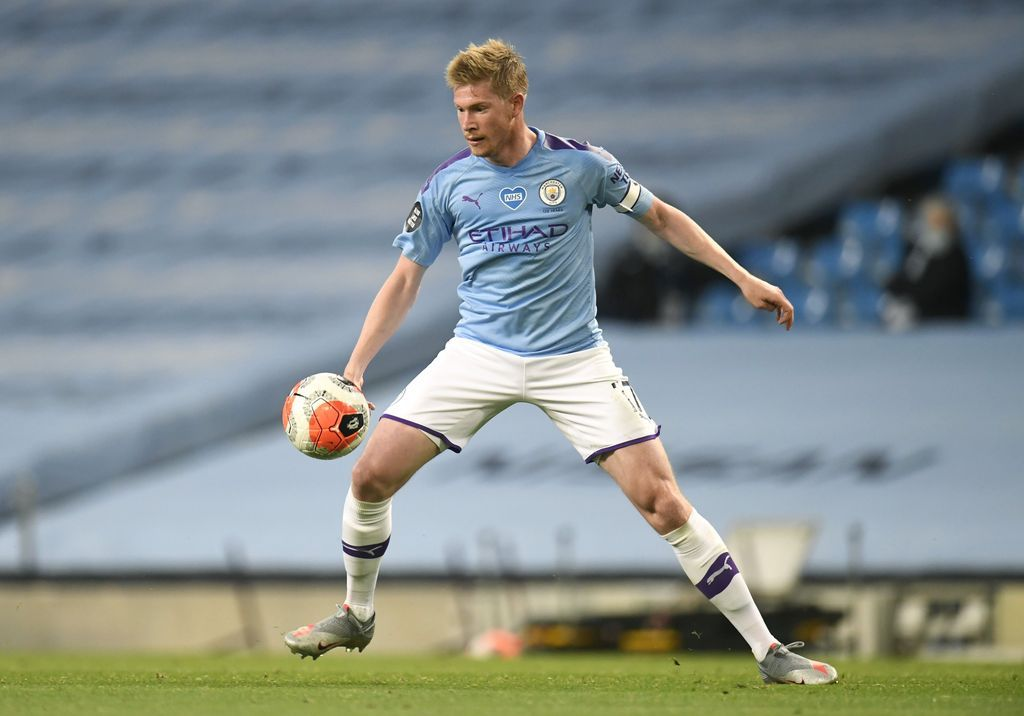 Kevin de Bruyne menangkan PFA Player of The Year