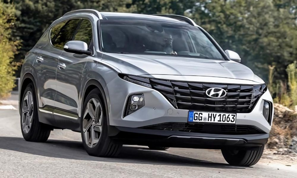 All New Hyundai Tucson 2021