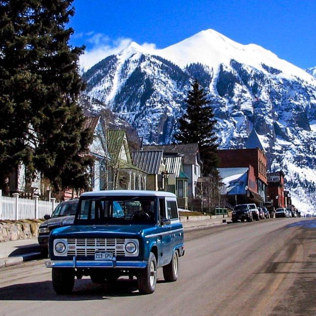 It doesnt get any more Telluride than this oneworldproductions fordhellip