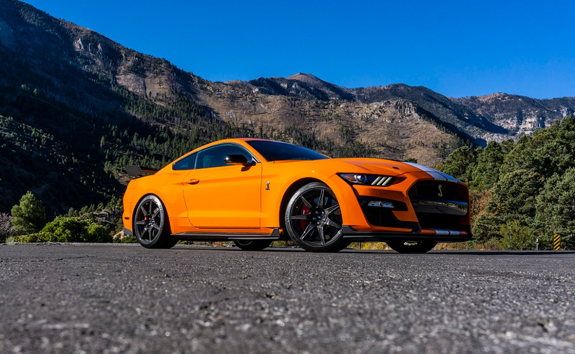 2020 Ford Mustang Gt Coupe Curb Weight