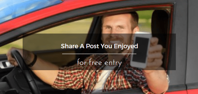 Share a ridesharepanel post