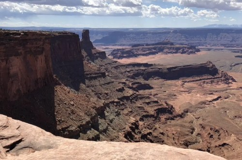 Moab is full of wide open spaces