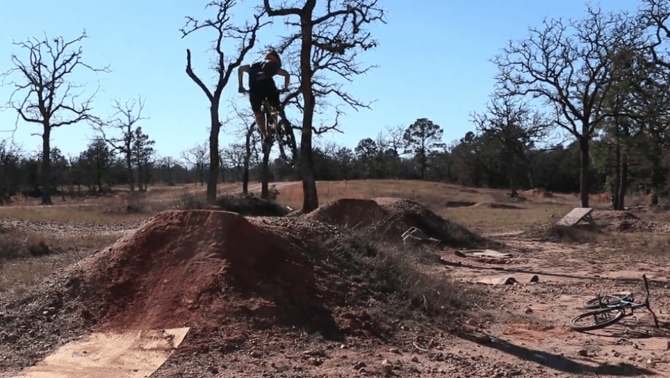 State of Progression is a documentary showcasing he growth of freeride mountain biking in central Texas.