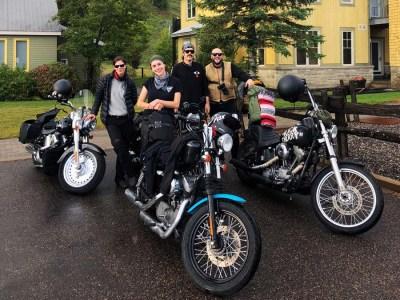Oneland Embraces Ride the Highlands