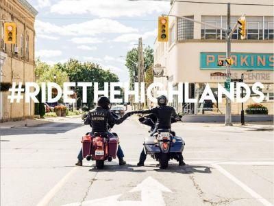 Les 10 meilleurs moments en moto dans les hautes-terres en 2019
