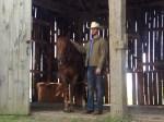 Cowboy Model and Margo