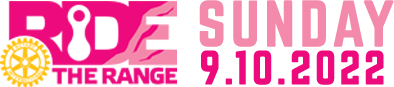 Rotary Ride The Range | Sunday 10.10.2021