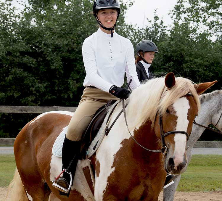 English & Western Riding Programs and Horse Riding Camps