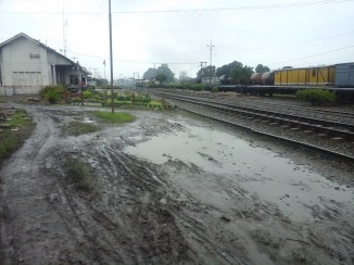 Medan - Stasiun Pulo Brayan (14)