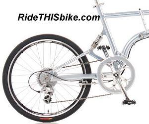 IF Reach LX folding bike