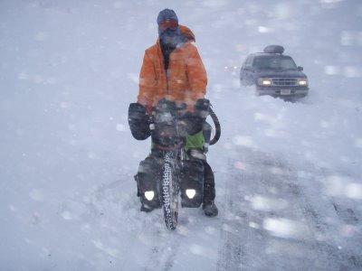 Bike Blizzard