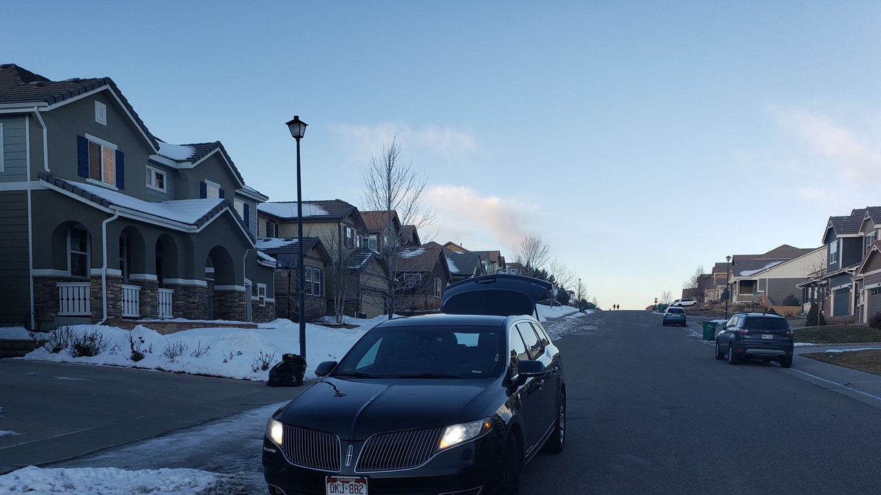 Highlands Ranch Black Car Service