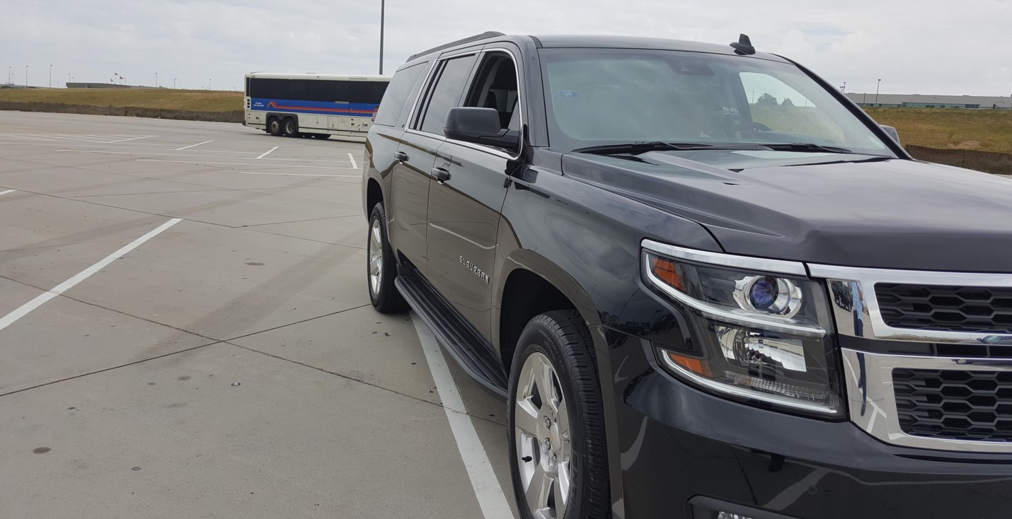 Denver Airport Car Service - SUV