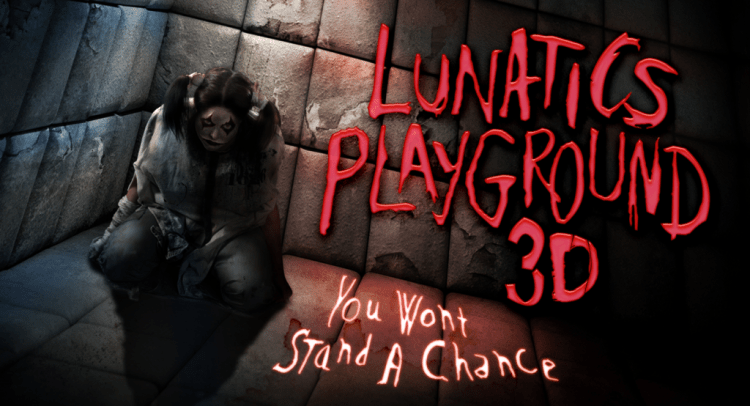 Lunatic's Playground 3D