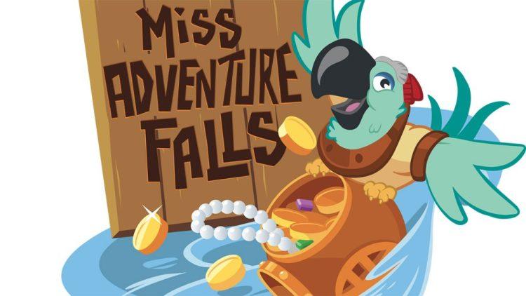 RV Miss Adventure Falls