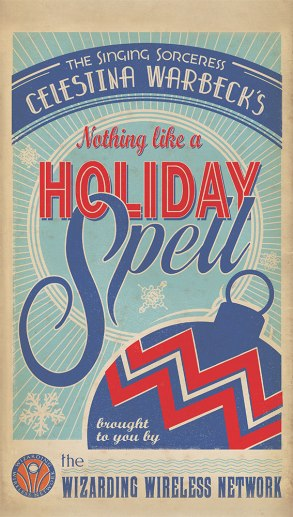 WWOHP - Holiday - Poster