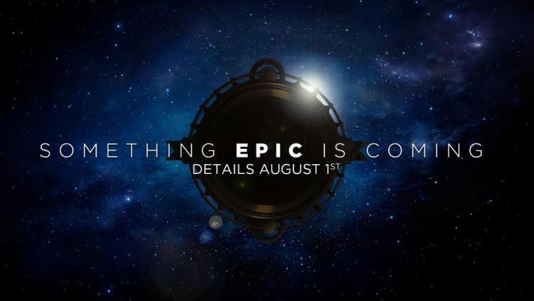 Teaser for Universal's New theme park