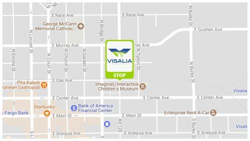 small resolution of visalia transit center