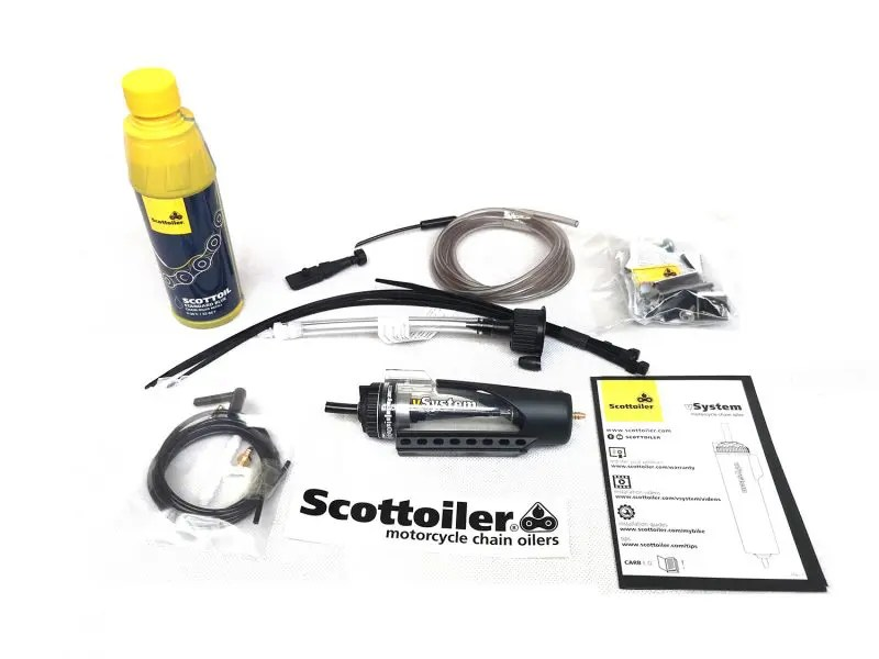 Scottoiler Kit