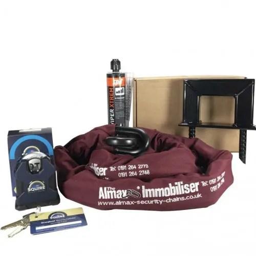 Almax security