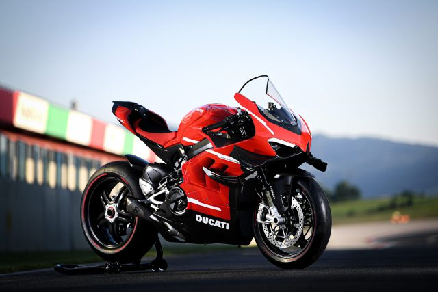Ducati V4 Supperleggera