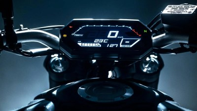 MT07 gauges