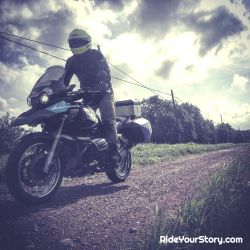 just riding