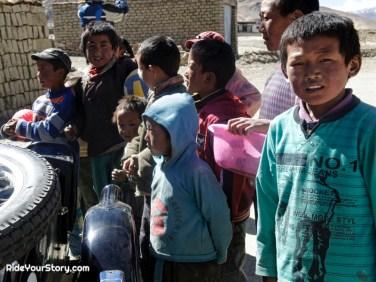 our noise pollution awaken the children