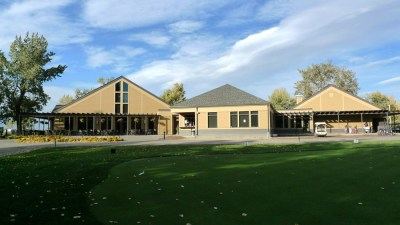 Commercial Work - Golf Course Club House - RidgeCrest