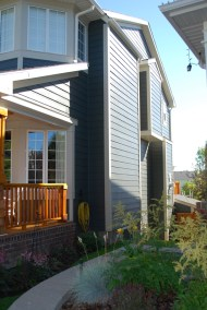 James Hardie Siding - Iron Gray - Altadore