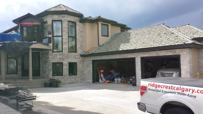 Custom Stone - RidgeCrest