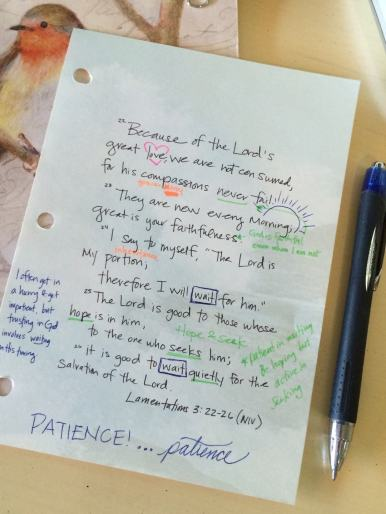 Verse Map Lam 3:22-26 web