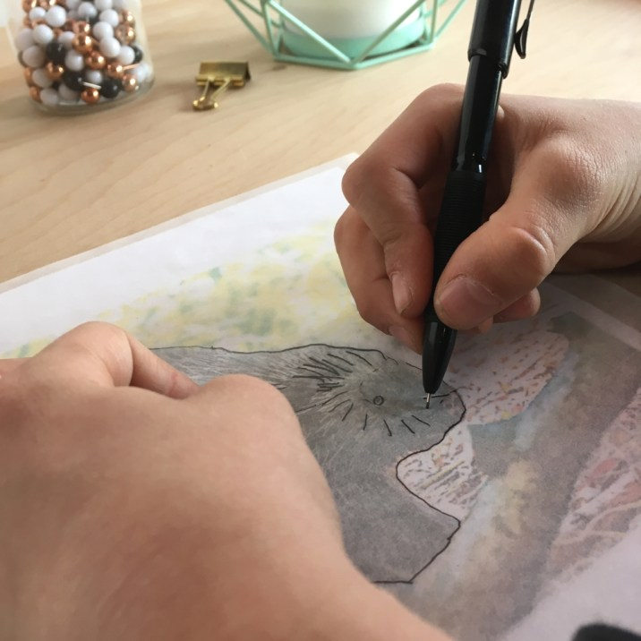 tracing help
