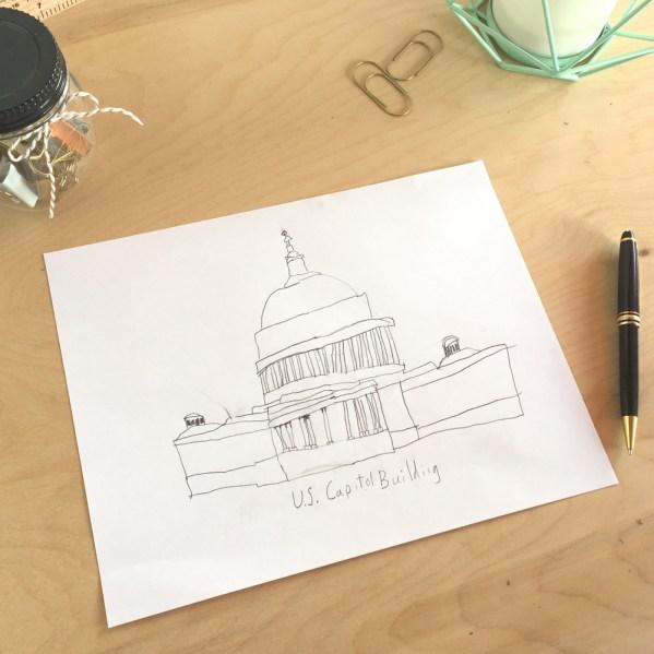NJ Drawing of US Cap IMG_2752- web