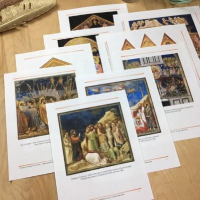 Giottos work- web