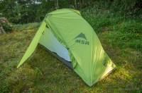 MSR Hubba HP Solo Tent Review - Ridgeline Images