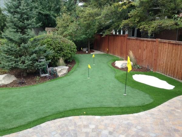 creative backyard design
