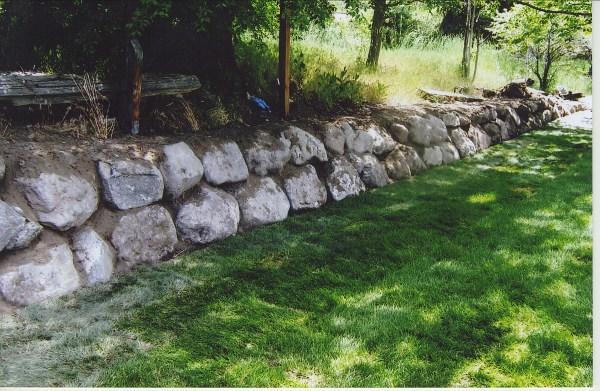 retaining walls in salt lake