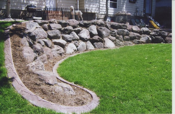 retaining walls in salt lake
