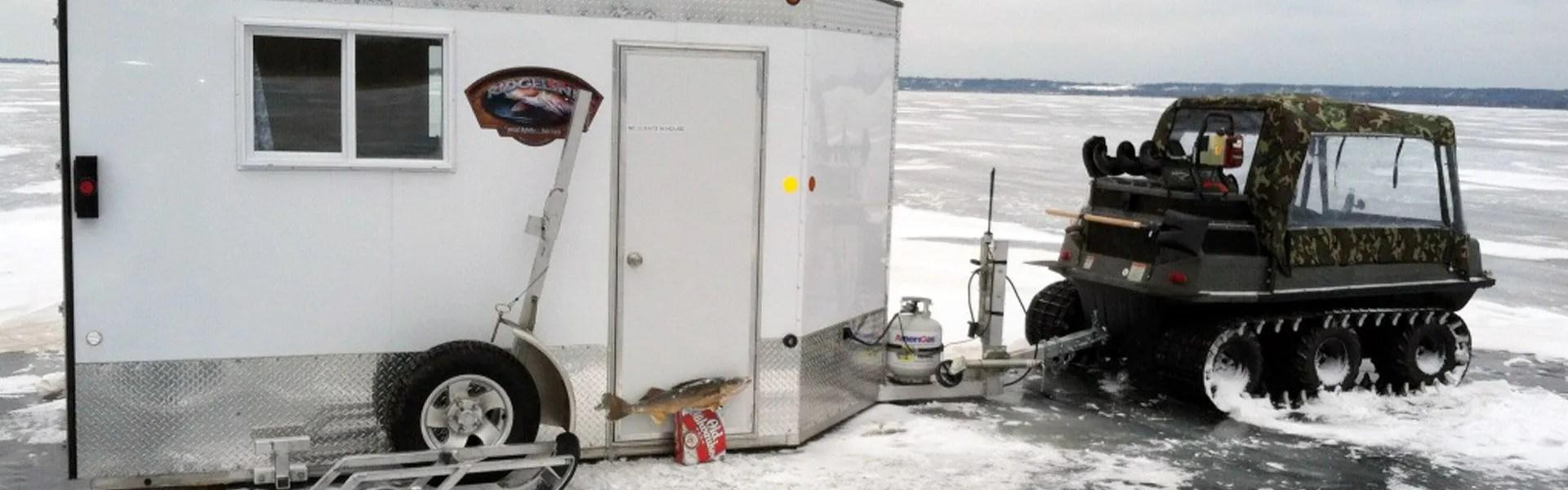 Fish Houses – Ridgeline Manufacturing – creating high ... on iceshanty sleds, ice sledding, homemade ice shanty sleds, antique ice sleds, ice fishing sleds,