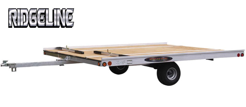 Sport Rec Trailers – Ridgeline Manufacturing – creating high