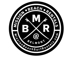 Mission Beach Surf Rentals