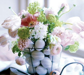 Easter Flower Arrangement | Good Housekeeping