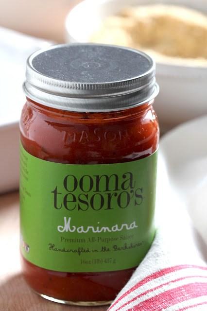 Ooma Tesoro's Marinara Sauce