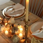 Setting The Table: Thanksgiving