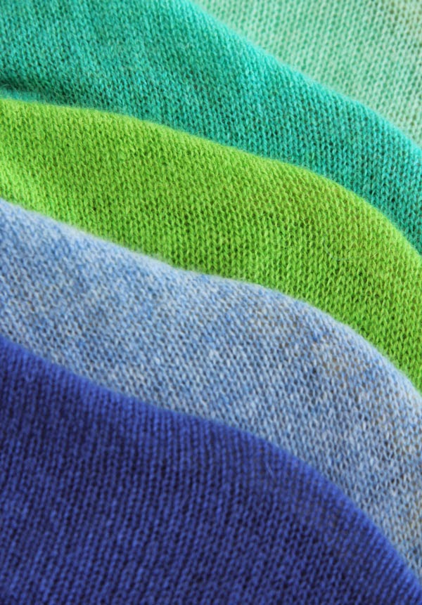 Colors of the Cashmere Dress Toppers (2) | Ridgely's Radar