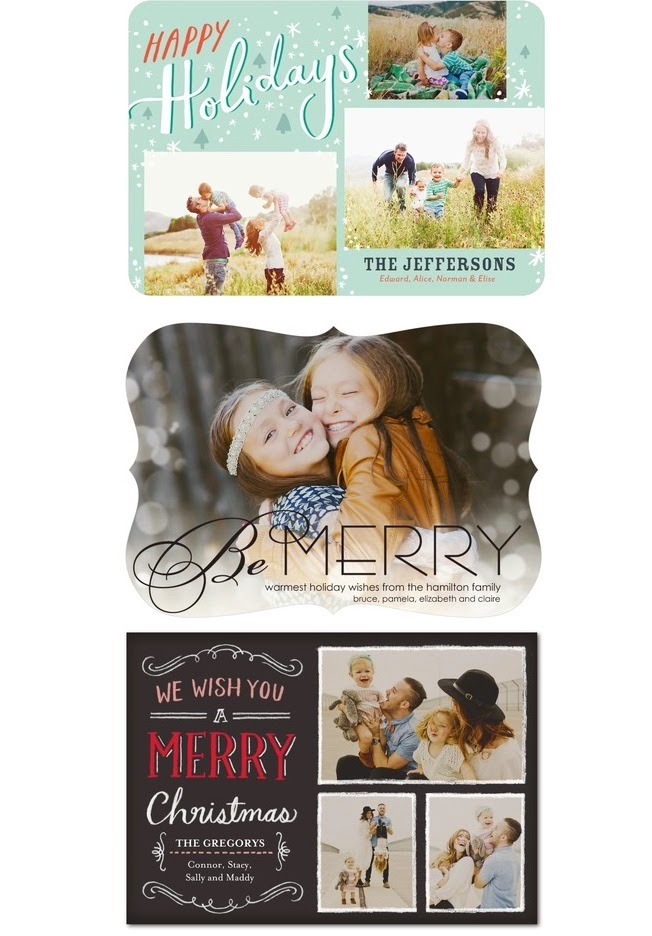 Tiny Prints Photo Holiday Cards (1)